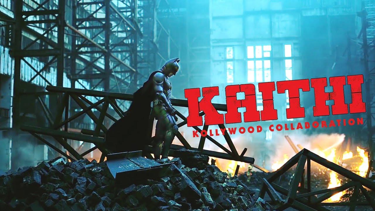 kaithi   Batman   Mashup   OST