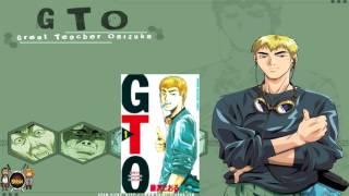 أسطورة كوميدية في عالم الأنمي - موسوعة الأنمي GTO