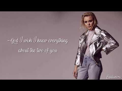 Zara Larsson - She's Not Me (Pt 1 & 2) (Lyrics)