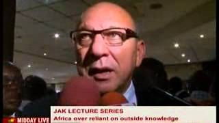 Midday Live - Interview with Trevor Manuel Former South African Minister - 13/09/2013