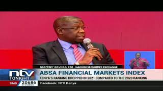 ABSA launches Financial Markets Index 2021 in Nairobi