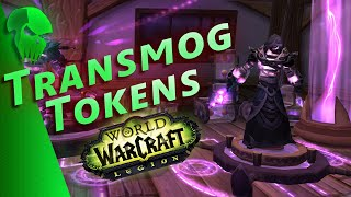 TransmogTokens | WoW Addon Spotlight by QELRIC