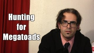 Vs Matt Stonie: Challenge War and Hunting for Megatoads