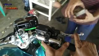 Bagaimana cara bikin kabel gas rx king jadi enteng