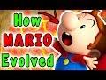 Super Mario - Evolution Of BABY MARIO (1995 - 2019)