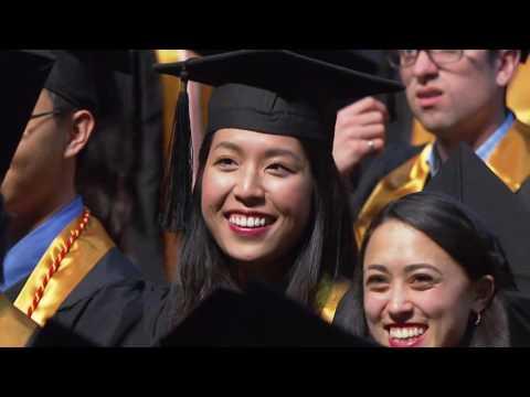Johns Hopkins University Graduation Ceremony 2016