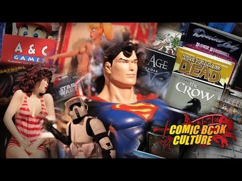 What is Comic Book Culture?