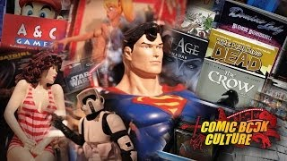 Comic Book Culture Episode 1