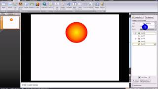 How to Make a Firework Animation in Microsoft PowerPoint 2007