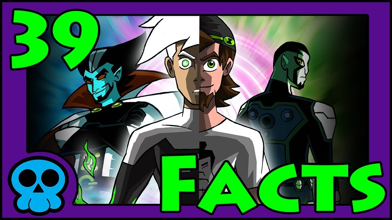 39 Facts About The Danny Phantom/ Ben 10 CROSSOVER