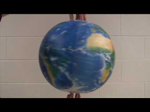 Dünya'nın Eksen Eğikliği 1: Mevsimler Nasıl Oluşur? (Fizik)