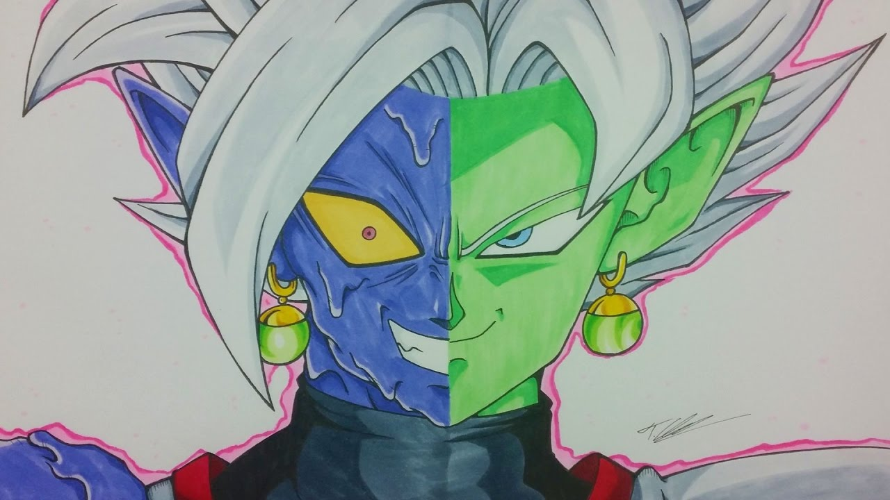 Drawing MERGED/FUSED ZAMASU
