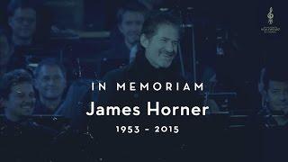 In Memoriam James Horner - Hollywood in Vienna