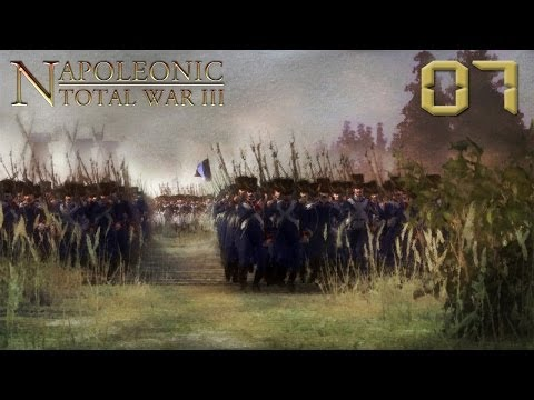 Napoleonic Total War 3 (v4.0) - Točíme se v poušti [MP #7, CZ]