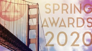 Academy of Art University presents the School of Animation & Visual Effects 2020 Spring Awards Show