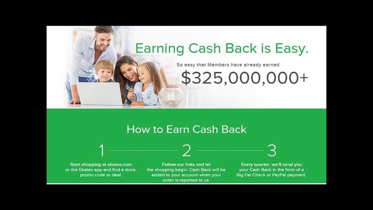 Ebay amazon etsy macys coupon 2017 code rebate discount redeem promotion cashback new ebates hotels