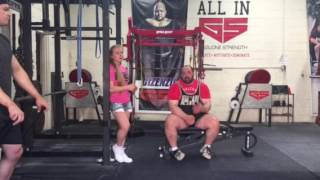 Powerlifting Success Tip becoming a champion with Andrey Malanichev