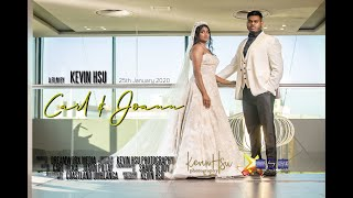 Carl + Joann | Christian Wedding Cinematic Film | 25.01.2020 | Coastland Umhlanga