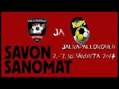 Pallokissat   Savon Sanomat jalkapallokoulu 2014 teaser 1 mini2
