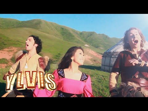 Ylvis - Janym (Жаным) [Official music video HD]