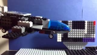 Lego Captain America The Winter Soldier Trailer
