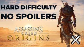 Video Assassin's Creed Origins - Spoiler Free Gameplay, Hard Difficulty, PS4 download MP3, 3GP, MP4, WEBM, AVI, FLV November 2017