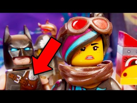 LEGO MOVIE 2 Trailer Breakdown! Easter Eggs & Details You Missed!