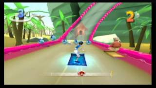 Aladdin Magic Racer Review Wii