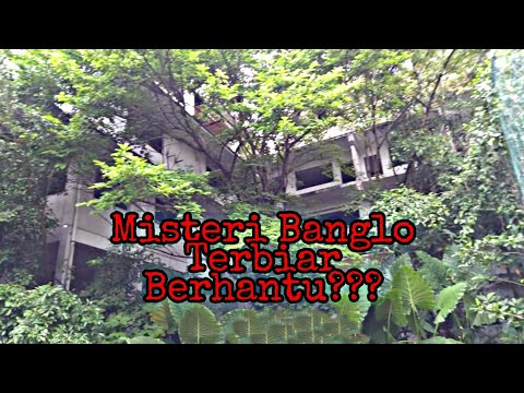 Abandoned Mansions At Signal Hill Kota Kinabalu, Sabah ( with 7 floors)