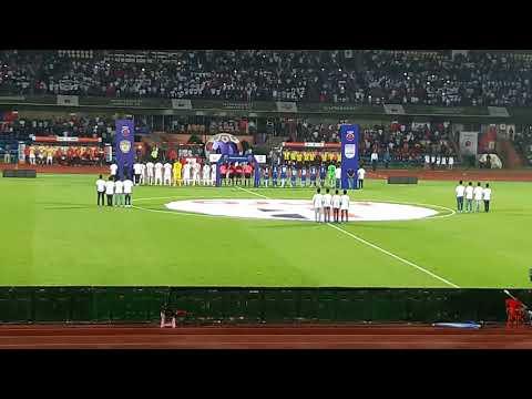 Northeast vs Mumbai.. INDIRA GANDHI ATHLETIC STADIUM