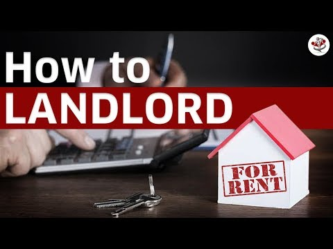INTRO TO LANDLORD (How to make the MOST of your Investment Rental Property)