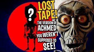 LOST TAPE! The Achmed you WEREN'T supposed to see! | JEFF DUNHAM