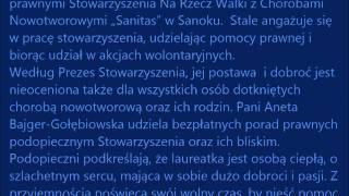 Laureat Kryształowego Serca Radcy Prawnego z OIRP w Rzeszowie