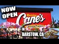 New Raising Cane's in Barstow, CA