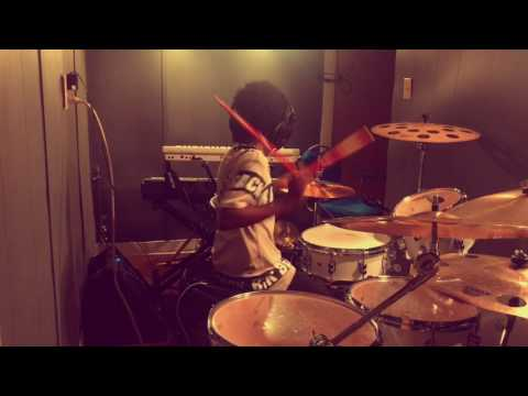 Work It Out (Live) - Tye Tribbett (Drum Cover) By RJ Williams🥁
