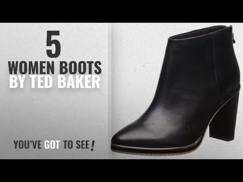 0f03980c9c8 Top 10 Ted Baker Women Boots [2018]: Ted Baker Women's Azaila Boot ...