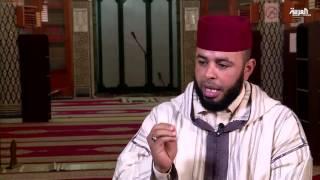 القارئ المغربي محمد مكاوي