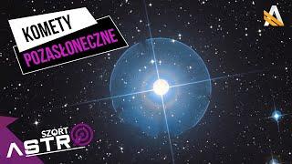 Astronomowie odkryli komety pozasłoneczne - AstroSzort
