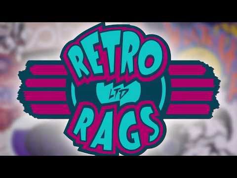 Retro Rags Limited Custom Hoodie Intro Custom Pop Culture Clothing Vintage Patches Upcycle Tshirt