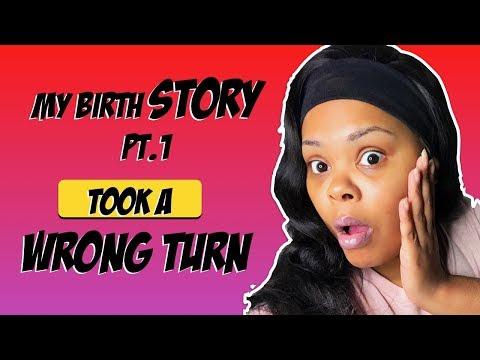 My Birth Story   No Epidural Pt.1
