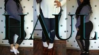 plus size try on haul    target fashion to figure