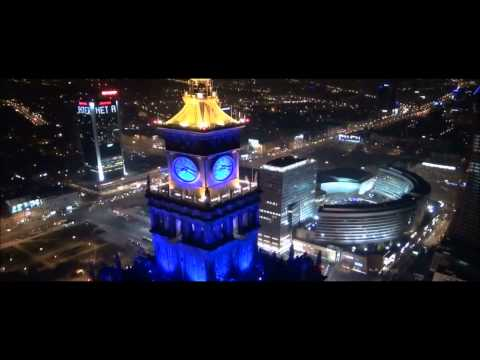 Warsaw - the city that never sleeps (Warszawa nocą)