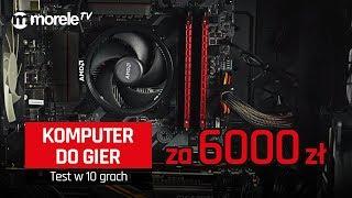 Komputer do gier za 6000zł | Ryzen 5 Vega 64 | Test w 10 grach