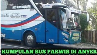 Download Berbagai bus parwis ke pantai anyer #part1