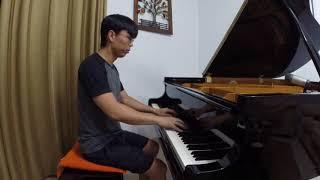 Bach - Prelude No.13 in F sharp major, BWV 858
