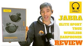 Jabra Elite Sport True Wireless Earphones | Review