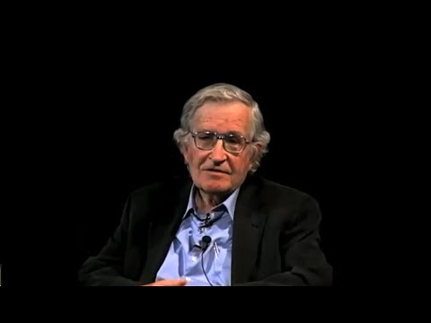 Noam Chomsky - Who Is the Most Important Anarchist Thinker?