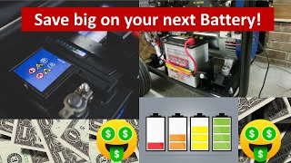 I saved big time with these battery replacements! OSI Batteries