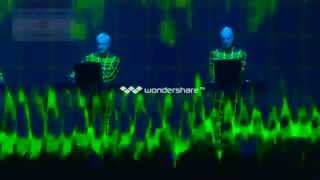 KRAFTWERK - Elektro Kardiogramm - Live (HD 1080p)