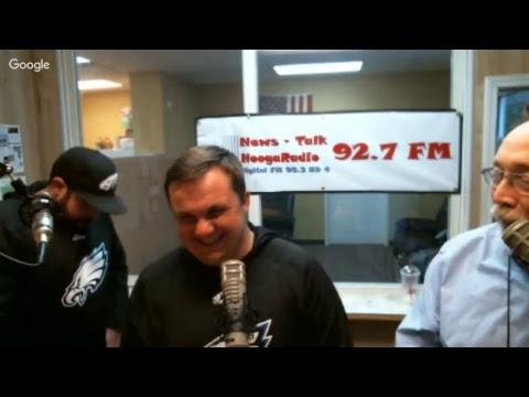 Sports Talk with Sam Jordan 041918